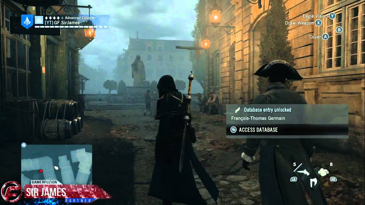 Assassin creed unity how to change language