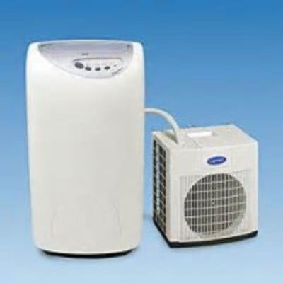 carrier holiday elite air conditioner manual