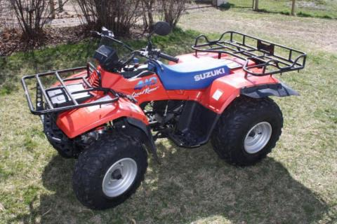 1988 suzuki quadrunner 250 manual