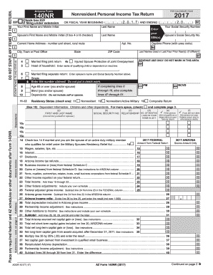 Federal income tax short form